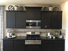 Decor, Cabinet, Kitchen, Saratoga Homes, Home Decor, Kitchen Cabinets