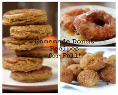 7 Fall Donut Recipes You Can Make at Home