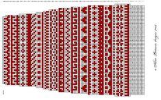 Lupailin kokonaista ohjetta myös tänne blogiin,   tämähän on myös ladattavissa suoraan Ravelrystä -> klik.               Koko: 38/39   Lank... Knitting Charts, Knitting Socks, Fair Isle Chart, Knitting Patterns, Crochet Patterns, Xmas Stockings, Cross Stitch Baby, Wool Socks, Designer Socks