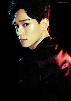 well hello there #visual #kimjongdamn #whysobeauty TT