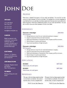 free creative resume cv template 547 to 553 freecvtemplateorg r9udwhym - Resume Free Templates Word