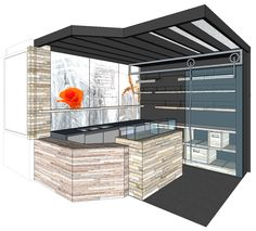 PAIN D'AVIGNON BAKERY SHOP by mantzalin.Very nicely done.dig it. Corinne