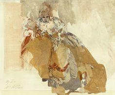 """Saatchi Art Artist Ute Rathmann; Drawing, """"Hommage à Goya XIII"""" #art"""