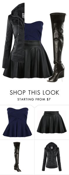 """""""Untitled #432"""" by kawiwi on Polyvore featuring Givenchy"""