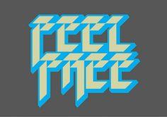 FEEL FREE | Flickr - Photo Sharing! — Designspiration