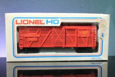 LIONEL HO Scale 8770 MKT STOCK CAR The KATY SOUTHWEST VINTAGE BOXCAR BOXED #oldtoysandcollectables #vintage #toys #trains #railroads