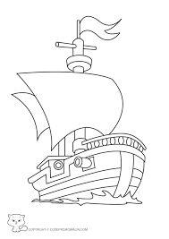 """Résultat de recherche d'images pour """"bateau pirate dessin couleur"""""""