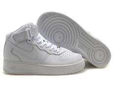 sports shoes 5cd01 8ea4a Men Air Force 1 25th Low Shoes All white Nuktr293. See more. Air Force One  High-020 Nike Running Shoes Women, New Nike Shoes, Running