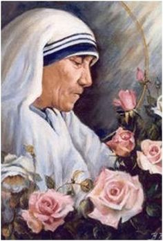 Prayer grows from an ear, mind, and tongue that have lived in silence with God, for in the silence of the heart God speaks. —Blessed Teresa of Calcutta