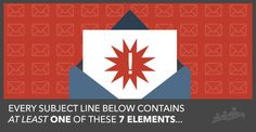 Get our best 101 email subject lines (plus a PDF download version) in this article from Digital Marketer.