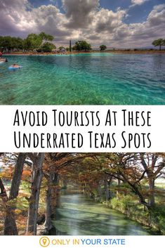 texas travel Weve got so many cant miss destinations and attractions in Texas and theyre all worth a visit, but sometimes you want to avoid the crowds. These terrific alternatives are less popular among tourists but just as amazing. Best Places To Travel, Vacation Places, Cool Places To Visit, Places To Go, Vacation Spots In Texas, Austin Places To Visit, Best Beaches In Texas, Best States To Visit, Hidden Places
