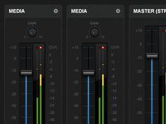 Audio - #ui