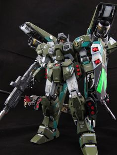 GUNDAM GUY: GUNDAM GUY: READERS FEATURE GUNPLA BUILD - MG 1/100 General Jesta by lioninoil