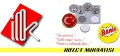 Magnet toptan rozet mıknatısı kullanım ve uygulama kolaylığıyla iğneli uygulamaların yerini alıyor. #mıknatıs #magnettoptan www.magnettoptan.com