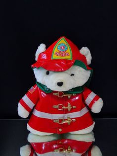 Check out this item in my Etsy shop https://www.etsy.com/listing/467618016/firefighter-bear-fireman-plush-stuffed