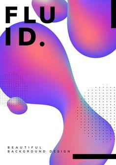 Fluid gradient wallpaper design | Free Vector #Freepik #vector #freepattern #freebrochure #freeflyer #freeposter Game Design, Layout Design, Web Design, Logo Design, Design Shop, Graphic Design Trends, Graphic Design Posters, Graphic Design Inspiration, Beautiful Background Designs