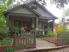 Craftsman Bungalow Home, Candler Park area, Atlanta, GA