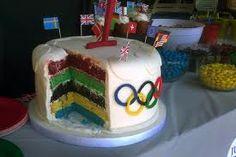 olympics cake - Google Search