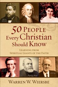The biographies are short, so you can read about a hero of the faith in just a few minutes. Also provides excellent references to other Christian books.