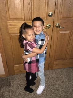 Kayla and her bf Cute Kids Fashion, Cute Outfits For Kids, Baby Boy Outfits, Fashion Children, Girl Fashion, Cute Mixed Babies, Cute Babies, Baby Kids, Baby Boy Swag