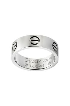 If it means I'll get to buy one thing this year, it will be this #Cartier