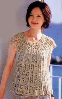 summer sweater crochet patterns | make handmade, crochet, craft