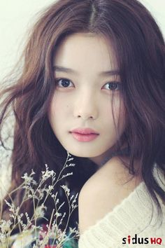 Kim Yoo Jung is gorgeous in new profile pictures by Sidus HQ…