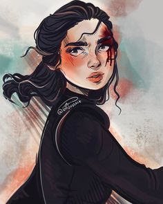 'Arya' by Sarah Moustafa Catelyn Stark, Fandoms, Last Episode, Love Games, Maisie Williams, Valar Morghulis, Winter Is Coming, I Can, Disney Characters