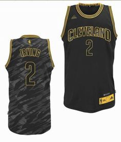 Cleveland Cavaliers #2 Kyrie Irving black Fashion Swingman Jersey $24.05 Sports Uniforms, Basketball Uniforms, Basketball Jersey, Basketball Shoes, Best Nba Jerseys, Hardwood Classic Jerseys, Nba Cleveland, Sport Design, Kyrie Irving