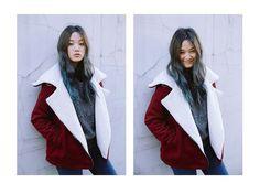 Cool Kids, Ulzzang, Asian, Singers, Model, Feels, Hair, Jackets, Actresses