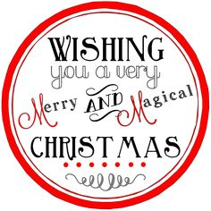 Christmas-Merry&Magical