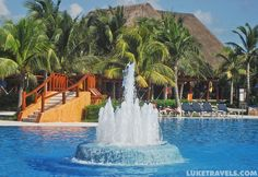 Barcelo Maya Resort, Mexico, have stayed here several times and loved it each time.