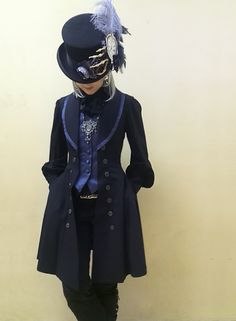 Steampunk and Junk • hide-vi: My outfit for JRock Convention 2015