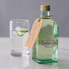 Lemongrass And Cardamom Gin.