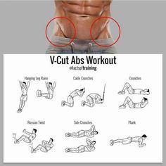 v line workouts