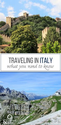 Traveling in Italy What you need to know to have a fantastic trip.  www.compassandfork.com