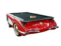 N190 - 1959 Vintage Corvette Car Pool Table - 3 - N190 - 1959 Vintage Corvette Car Pool Table - 3.jpg