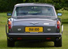 Rolls-Royce Corniche Two-door Saloon. Classic Motors, Classic Cars, Rolls Royce Limousine, Rolls Royce Corniche, Rolls Royce Motor Cars, Bentley Continental, Rear View, Car Ins, Super Cars