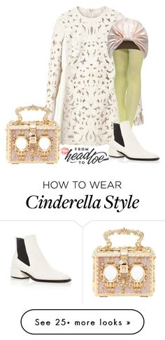 """""""From Head To Toe"""" by the-house-of-kasin on Polyvore featuring Dolce&Gabbana and TIBI"""