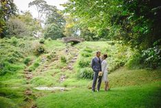 Elegant Irish garden elopement, Eloping to Ireland, classic manor house wedding elope