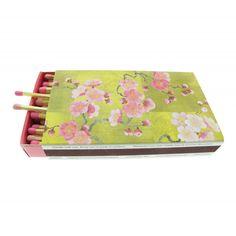 Streichholzbox Plum Blossom - happyconfetti.de