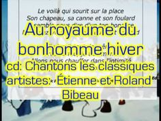 """Music video clips for ALL 10 lyric videos for songs off of the CD """"Chantons les classiques !"""" by two-time Canadian Music artist of the year winner Etienne an. French Songs, All Songs, Music Artists, Itunes, Music Videos, Lyrics, Classic, Musicians, Verses"""