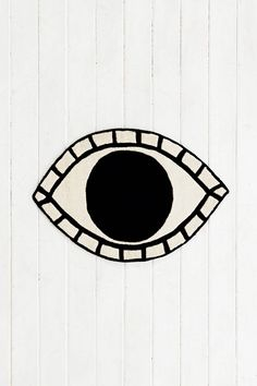 Magical Thinking Eye Rug