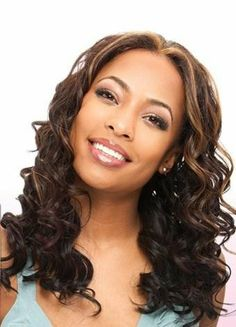 MOLLY - Shake N Go Freetress Equal Lace Front Baby Hairline Wig #1 by Equal. $39.99
