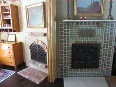 Beautiful ideas to apply into your fireplace this winter: call Fireplace Door Guy!