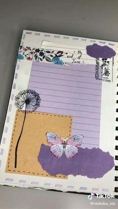 Bullet Journal Lettering Ideas, Bullet Journal Notebook, Bullet Journal School, Bullet Journal Ideas Pages, Bullet Journal Inspiration, Art Journal Pages, Art Journal Challenge, Junk Journal, Bullet Journal Aesthetic