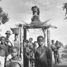Songye sculpture - Esculturas Songye