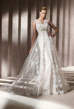 Abiti da sposa Pronovias 2012 Pronovias 48