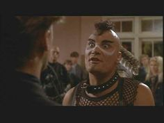 Lord General from Weird Science Weird Science, Science Humor, Mad Max, Great Movies, My Hero, Repeat, Cry, Watch, My Love