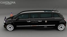 Fiat 500 Limousine How about this limo! Like it? Have a look at even more stunning limousines at www.classiquelimo.com
